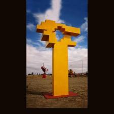 La cruz andina