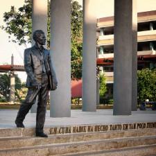 Homenaje a Julio Antonio Mella